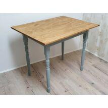 Vintage étkezőasztal 100 cm