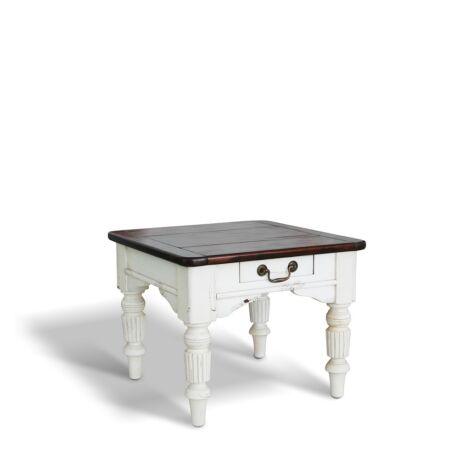 Augustine tömörfa dohányzóasztal - lavintagehome.hu