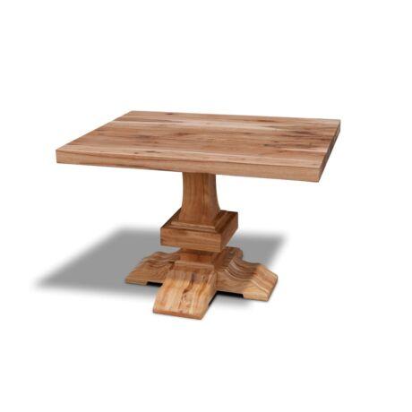 Oregon tölgyfa étkezőasztal 120 cm - lavintagehome.hu