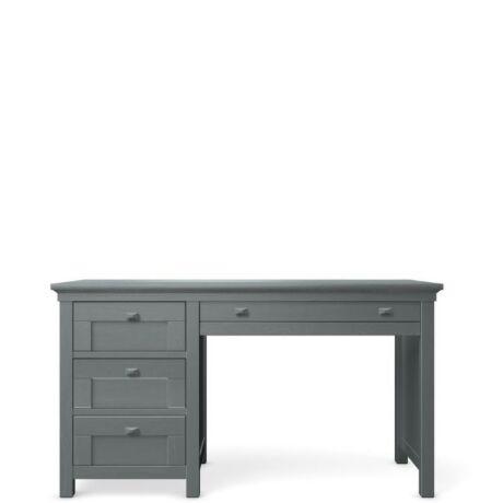 Karisma design íróasztal Mosott szürke - lavintagehome.hu